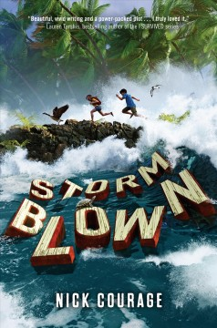 Storm Blown by Nick Courage book cover