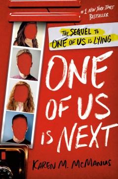One-of-us-is-next-/-Karen-M.-McManus.