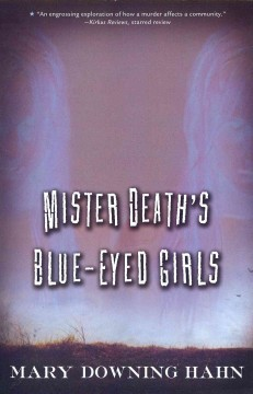 """Cover of """"Mister Death's Blue-Eyed Girls"""""""