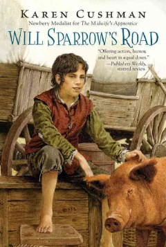 """Cover of """"Will Sparrow's Road"""""""