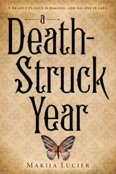 """Cover of """"A Death Struck Year"""""""