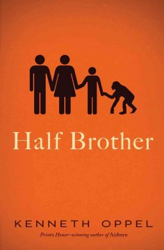 Half Brother by Kenneth Oppel book cover
