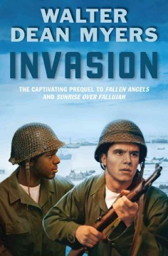 """Cover of """"Invasion"""""""