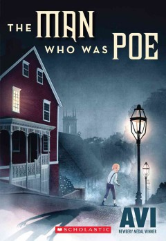 The Man Who Was Poe by Avi book cover.