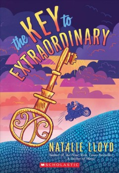 """Cover of """"The Key to the Extraordinary"""""""