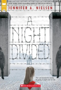 """Cover of """"A Night Divided"""""""