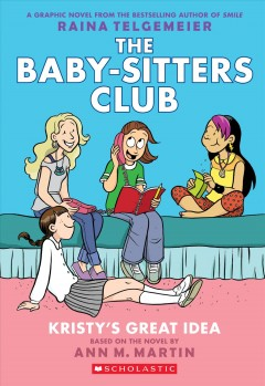 """Cover of """"The Baby-Sitters Club"""""""