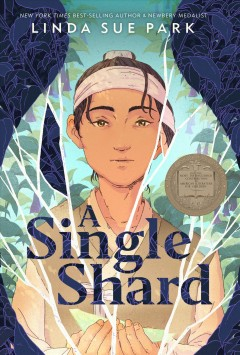 """Cover of """"A Single Shard"""""""