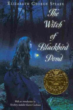 """Cover of """"The Witch of Blackbird Pond"""""""
