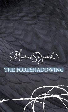 """Cover of """"The Foreshadowing"""""""