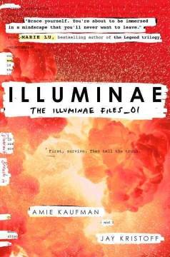 "Cover of ""Illuminae"""