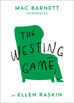 """""""The Westing Game"""" by Ellen Raskin book cover"""