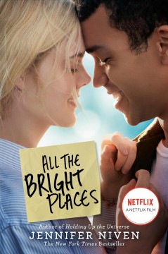 """Cover of """"All the Bright Places"""""""