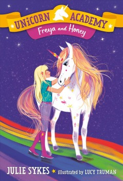 Freya-and-Honey-/-Julie-Sykes-;-illustrated-by-Lucy-Truman.