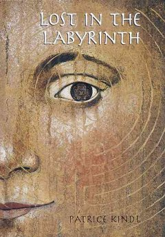 """Cover of """"Lost in the Labyrinth"""""""