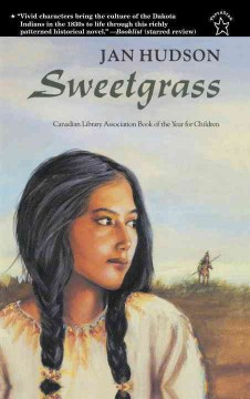 Sweetgrass by Jan Hudson book cover.