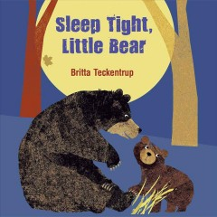 Sleep-tight,-little-bear-Britta-Teckentrup