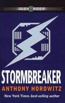 """Stormbreaker"" by Anthony Horowitz"