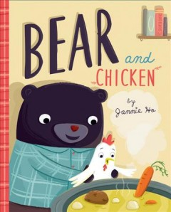 Bear-and-Chicken-/-by-Jannie-Ho.
