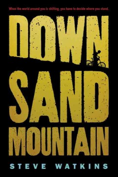 """Cover of """"Down Sand Mountain"""""""