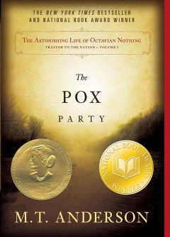 """Cover of """"The Pox Party"""""""