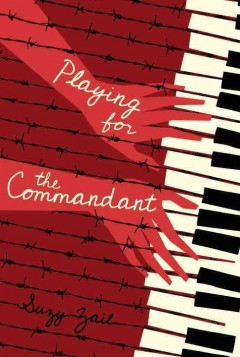 """Cover of """"Playing for the Commandant"""""""