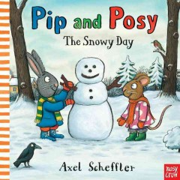 The-snowy-day-/-Axel-Scheffler.