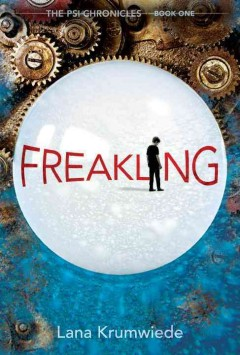 """Cover of """"Freakling"""""""