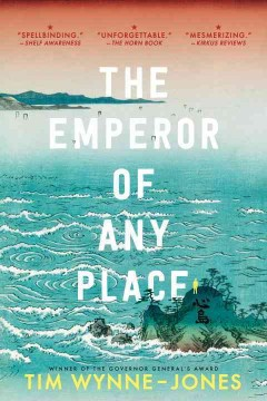 """Cover of """"The Emperor of Any Place"""""""