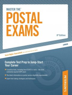 Master The Postal Exams By John GosneyOffers Information On Salary And Benefits Training Qualifications Preparing For Right Exam Includes