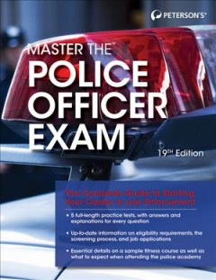 Exam books port jefferson free library by fred m rafilsona comprehensive test prep guide for students aspiring to a career in law enforcement shares up to date information on police officer fandeluxe Gallery
