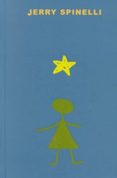Stargirl by Jerry Spinelli book cover.