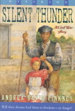 "Cover of ""Silent Thunder"""