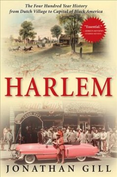 Harlem : the four hundred year history from Dutch village to capital of Black America