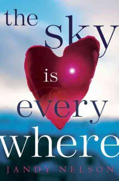 """Cover of """"The Sky is Everywhere"""""""