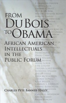 From-du-Bois-to-Obama-:-African-American-Intellectuals-in-the-Public-Forum