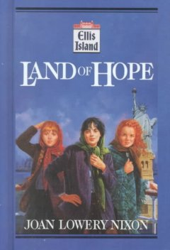 """Cover of """"Land of Hope"""""""