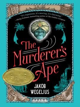 """Cover of 'The Murderer's Ape"""""""
