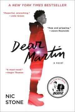 """Cover of """"Dear Martin"""""""