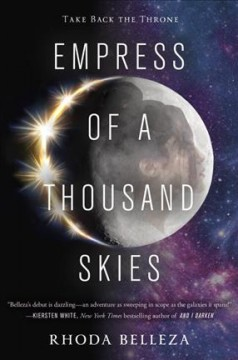 """Cover of """"Empress of a Thousand Skies"""""""
