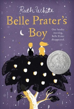 Belle Prater's Boy by Ruth White book cover.