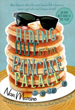 Hiding out at the Pancake Palace by Nan Marino book cover