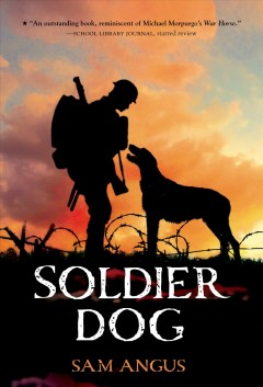 """Cover of """"Soldier Dog"""""""
