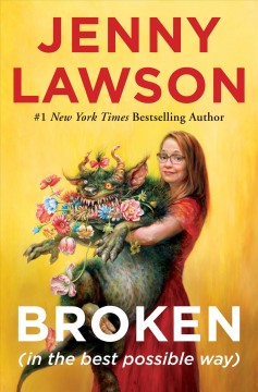 Book cover: Broken by Jenny Lawson