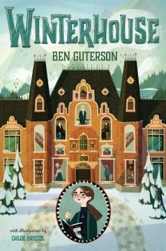 Winterhouse by Ben Gutterson book cover.