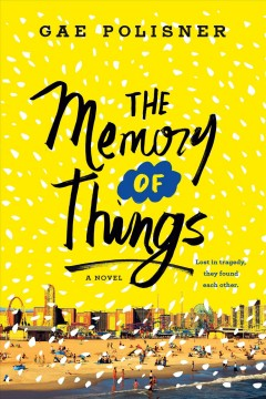 """Cover of """"The Memory of Things"""""""
