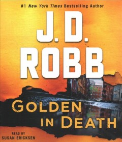Golden-in-death-[compact-disc]-/-J.D.-Robb.
