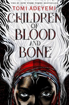 """Cover of """"Children of Blood and Bone"""""""