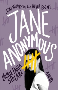 Jane-Anonymous-/-Laurie-Faria-Stolarz.
