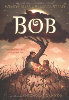 """""""Bob"""" by Wendy Mass book cover"""